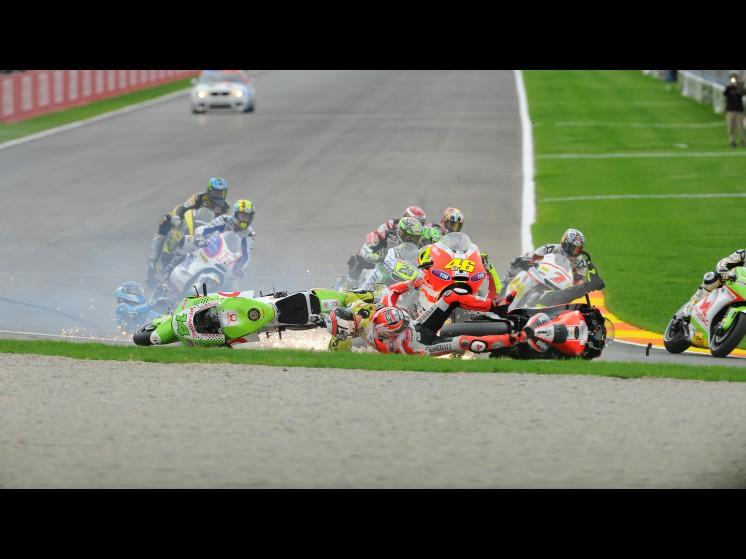 -Moto GP- Season 2011- - motogp crash001 slideshow