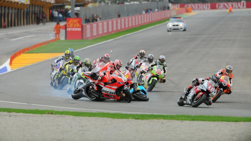 MotoGP, Valencia RAC