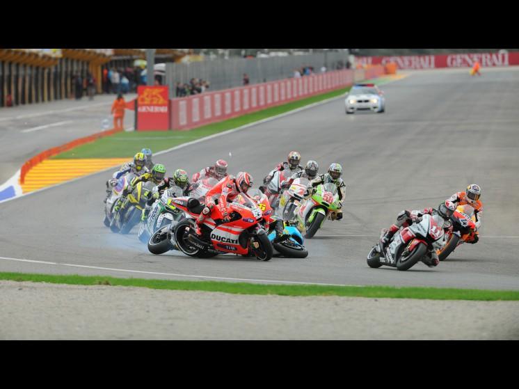 -Moto GP- Season 2011- - motogp crash002 slideshow