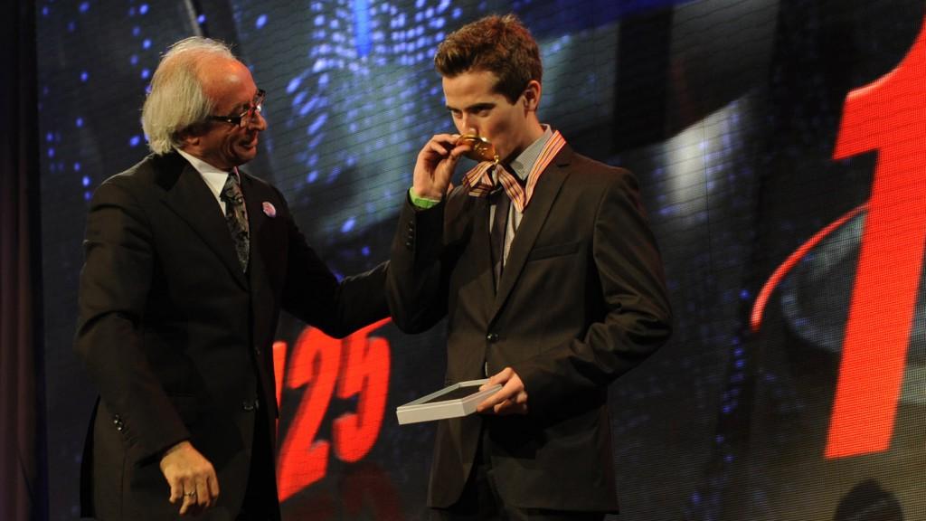 2011 FIM MotoGP Awards, Nico Terol