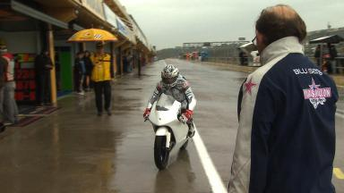 Valencia Moto3 Post-GP Test Highlights