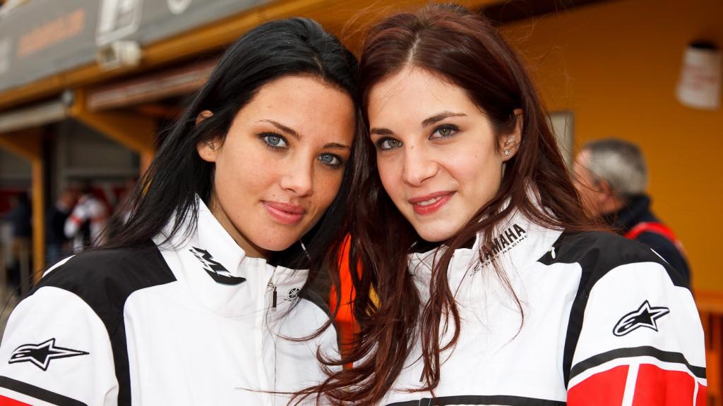 Paddock Girls Gran Premio Generali de la Comunitat Valenciana