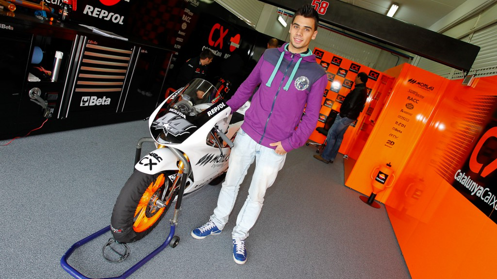 Miguel Oliveira, Valencia Test