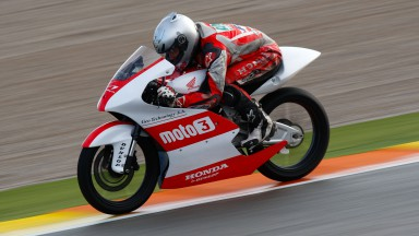 Alan Techer, Valencia Test