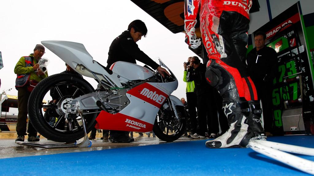 Moto3 Test Valencia
