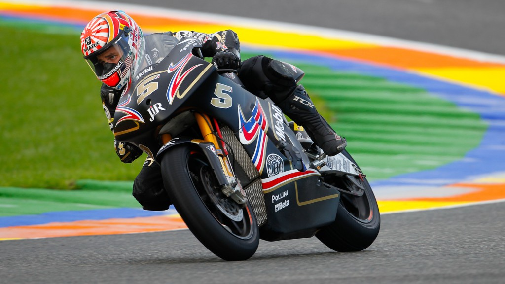 Johann Zarco, Valencia Test