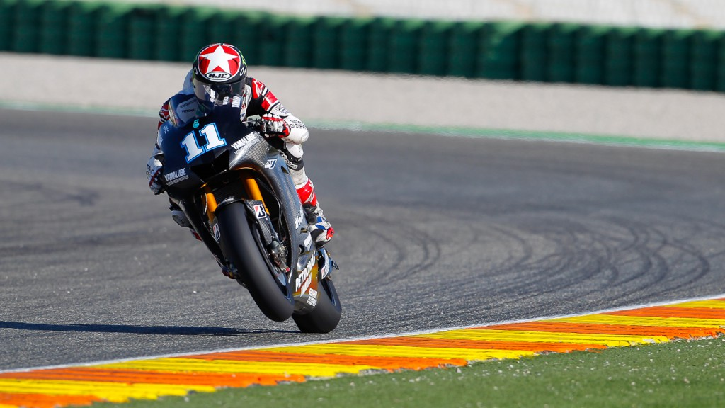 Ben Spies, Valencia Test
