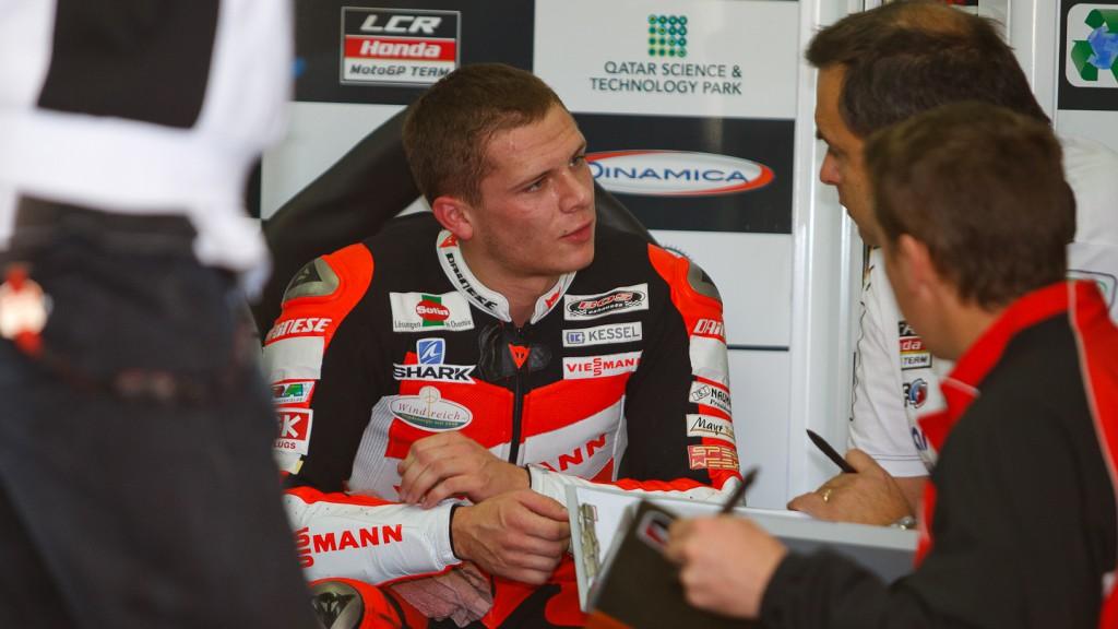 Stefan Bradl, Valencia Test