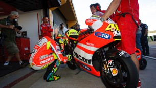 Valencia MotoGP Test Tuesday