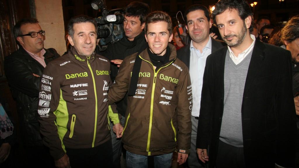 Nico Terol, Bankia Aspar Team 125cc, Alcoy