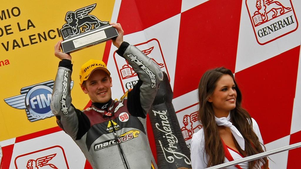 Mika Kallio, Marc VDS Racing Team, Valencia RAC