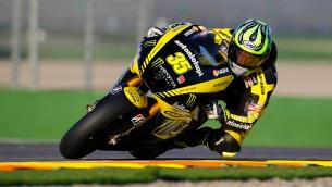 Tech 3 review Valencia Test Crutchlow Dovizioso