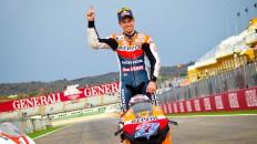 2011 MotoGP World Champion Casey Stoner
