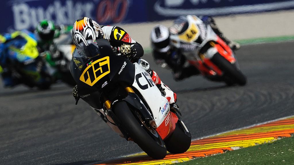 Tomoyoshi Koyama, CIP Moto2, CEV Valencia RAC