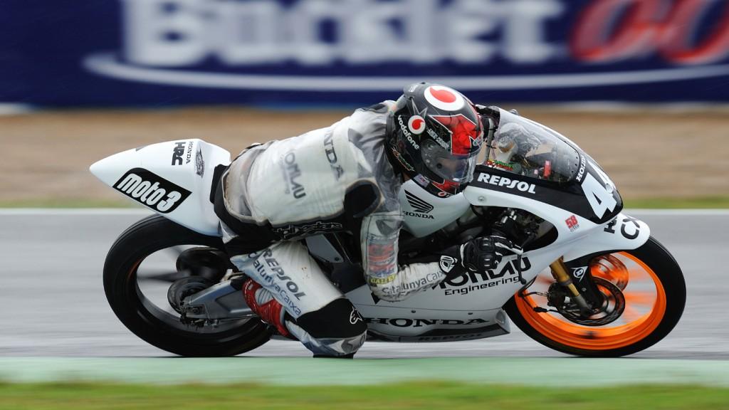 Miguel Oliveira, Monlau Engineering, QP CEV Jerez