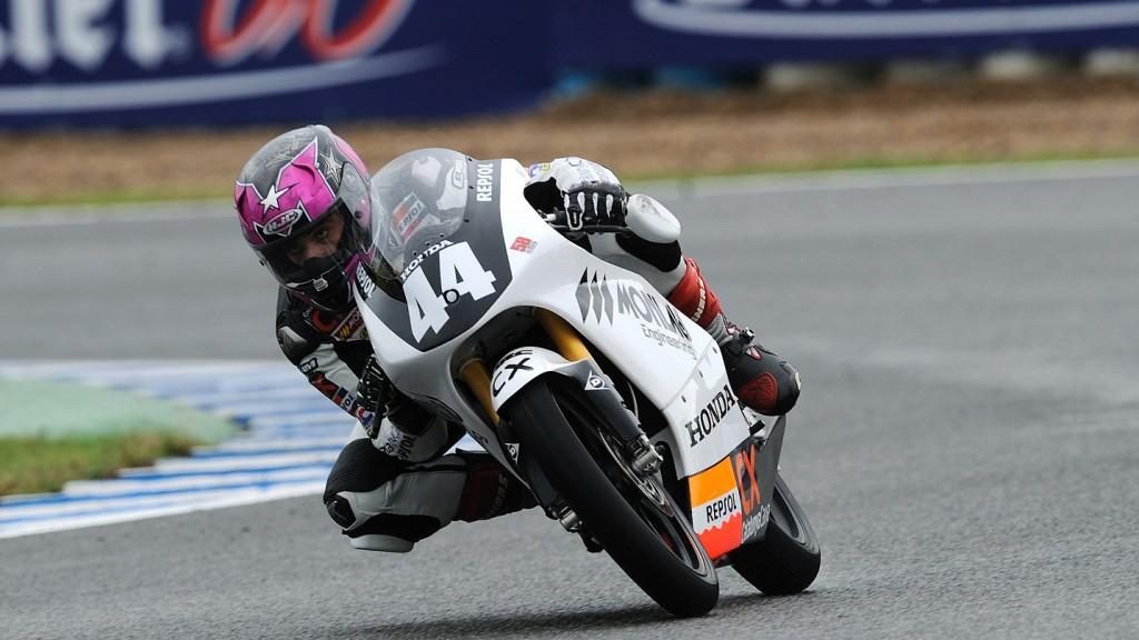 Miguel Oliveira, Monlau Engineering, Race CEV Jerez