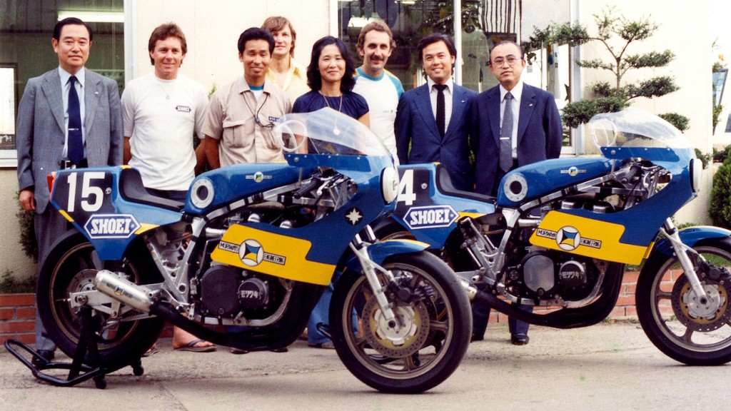 Team Moriwaki 1981, Moriwaki Factory
