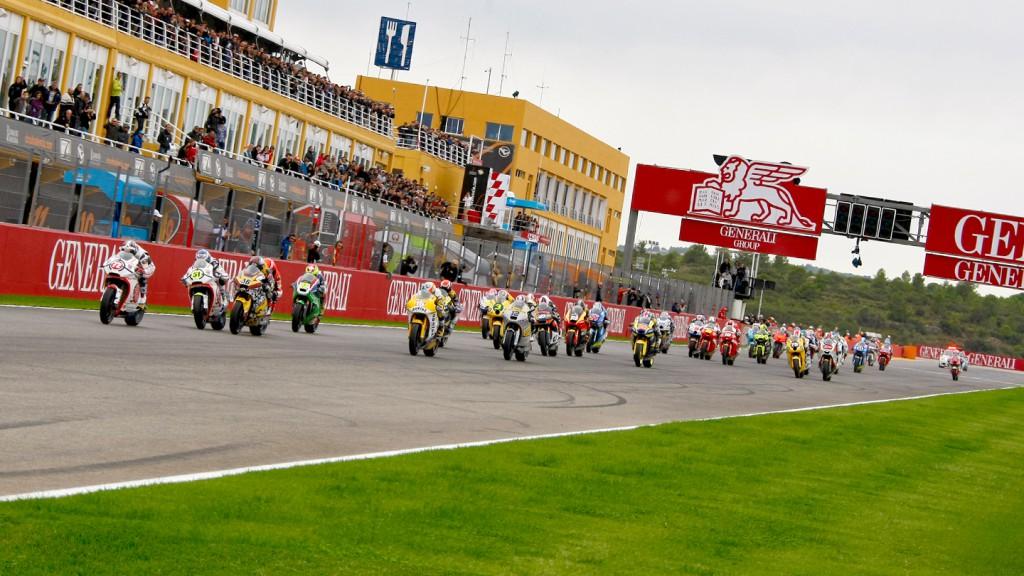 Moto2, Valencia RAC
