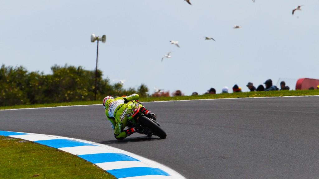 Nico Terol, Bankia Aspar Team 125cc, Australia RAC
