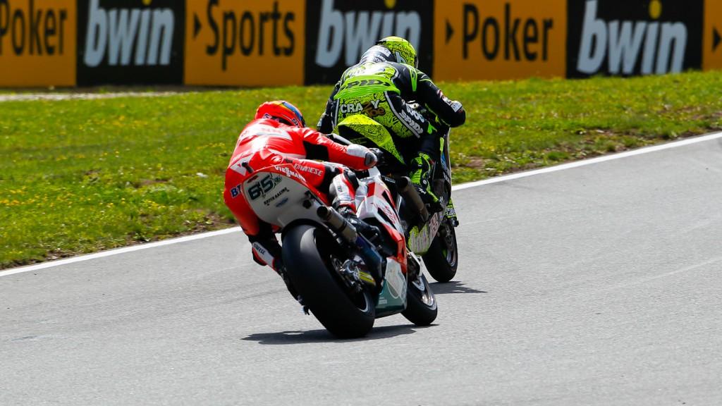 Stefan Bradl, Andrea Iannone, Viessmann Kiefer Racing, Speed Master, Brno RAC