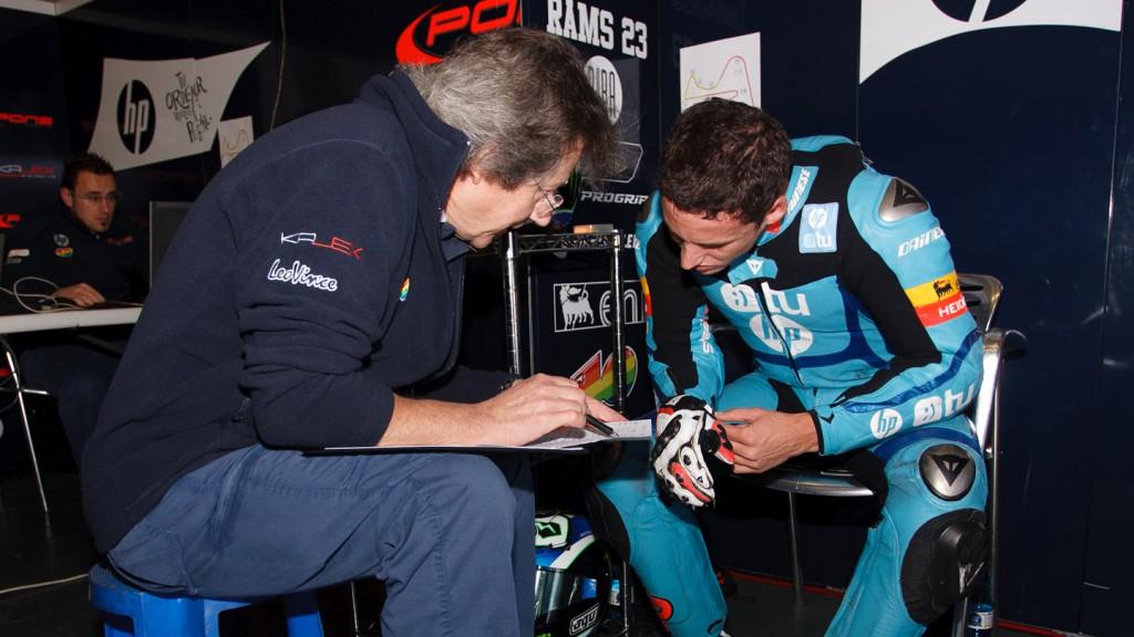 Pol Espargaro, Pons Racing, Jerez Moto2 Test