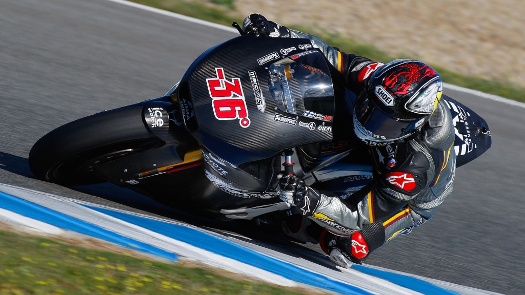 Mika Kallio, Marc VDS Racing Team, Jerez Moto2 Test