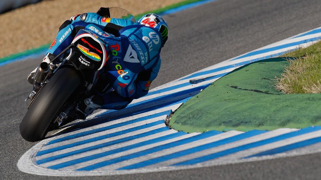 Pol Espargaro, Pons HP 40, Jerez Moto2 Test