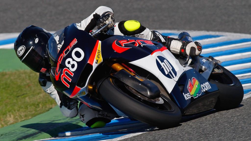 Tito Rabat, Pons HP 40, Jerez Moto2 Test