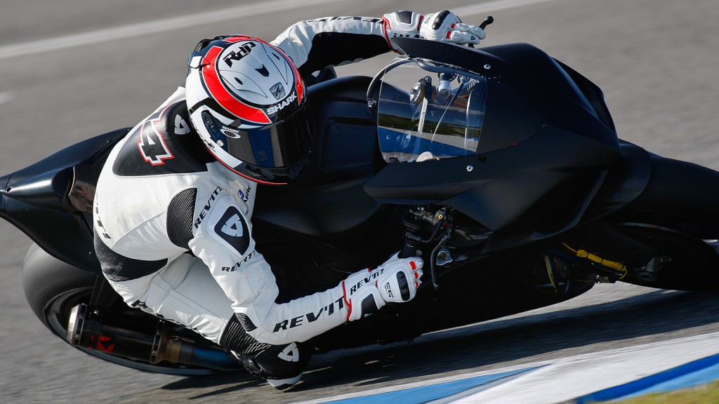 Randy De Puniet, Jerez MotoGP Test