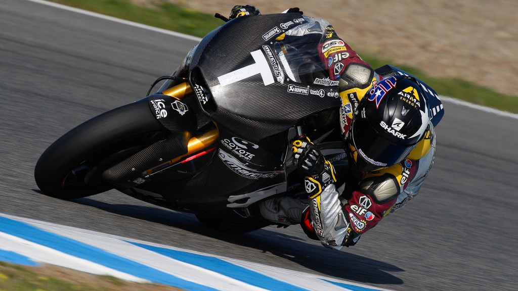 Scott Redding, Marc VDS Racing Team, Jerez Moto2 Test