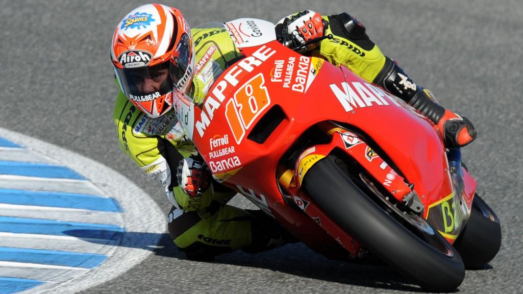 Nico Terol, Aspar Team Moto2- Jerez