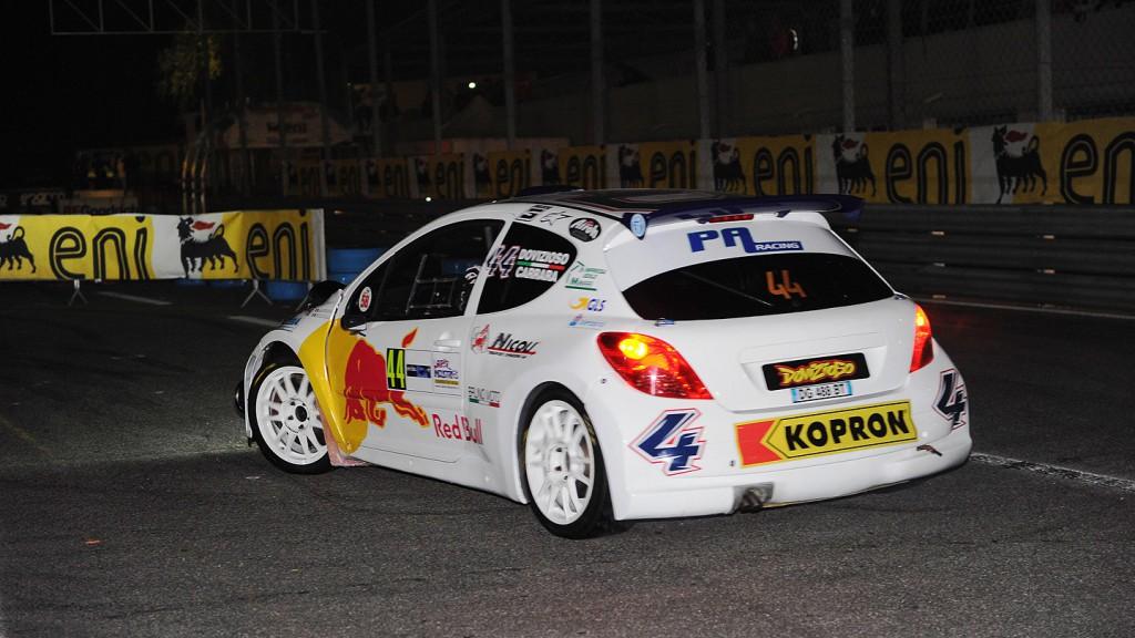 Andrea Dovizioso, Monza Rally Show