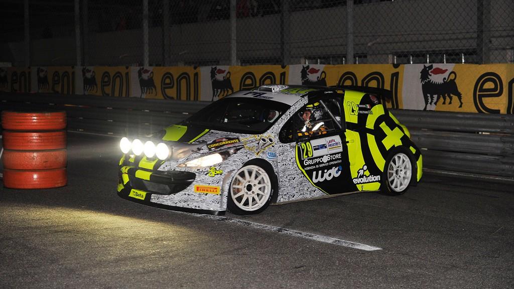 Andrea Iannone, Monza Rally Show