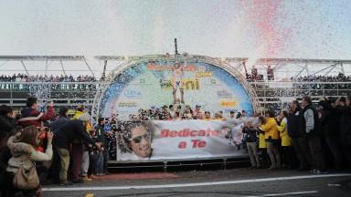 Podium, Monza Rally Show