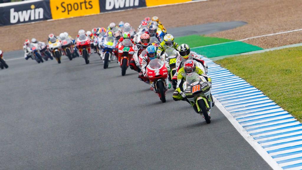 125cc, Jerez RAC