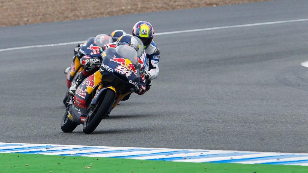 Jonas Folger, Red Bull Ajo Motorsport, Jerez Race