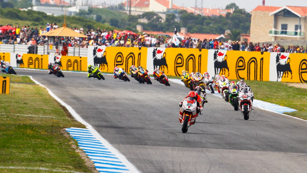 Moto2, Estoril RAC