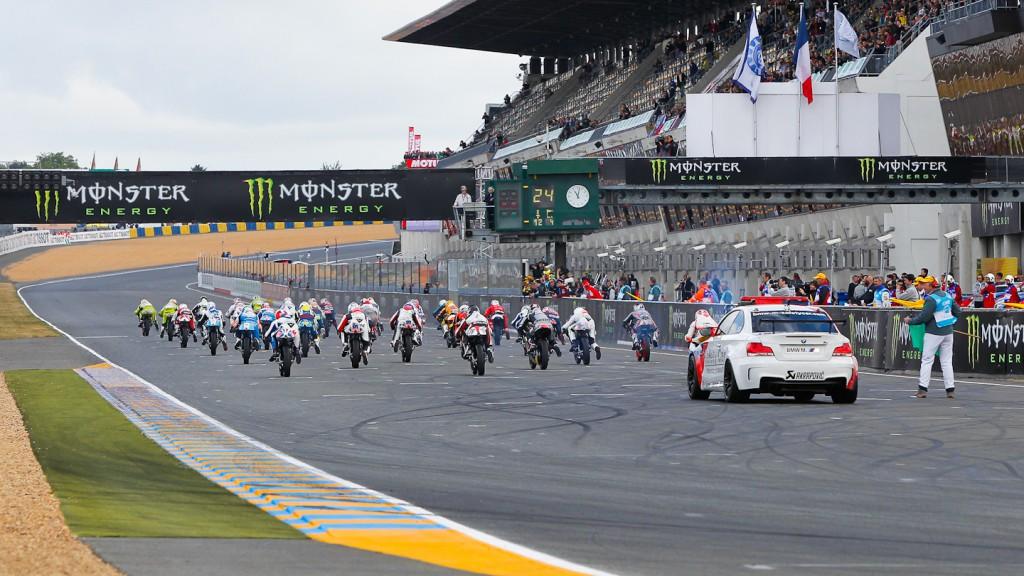 125cc, Le Mans RAC