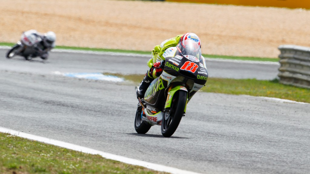 125cc, Estoril RAC