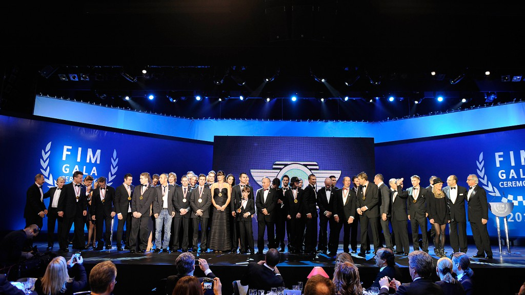 2011 FIM Gala Ceremony, Estoril