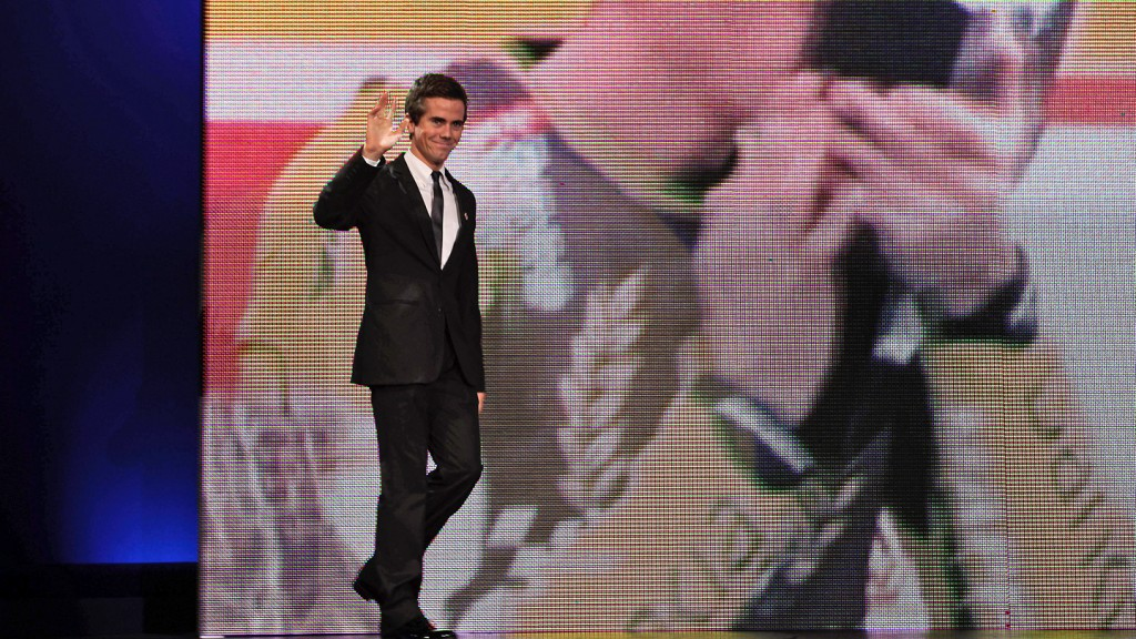 Nico Terol, 2011 FIM Gala Ceremony, Estoril