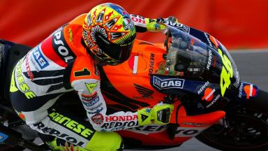 2002 MotoGP World Champion: Valentino Rossi