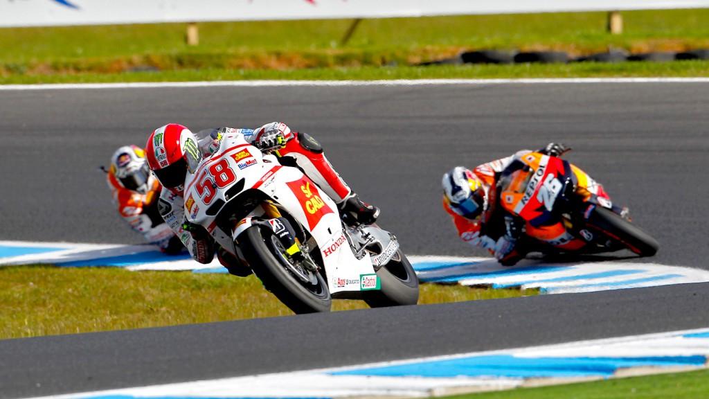 MotoGP, Australia RAC