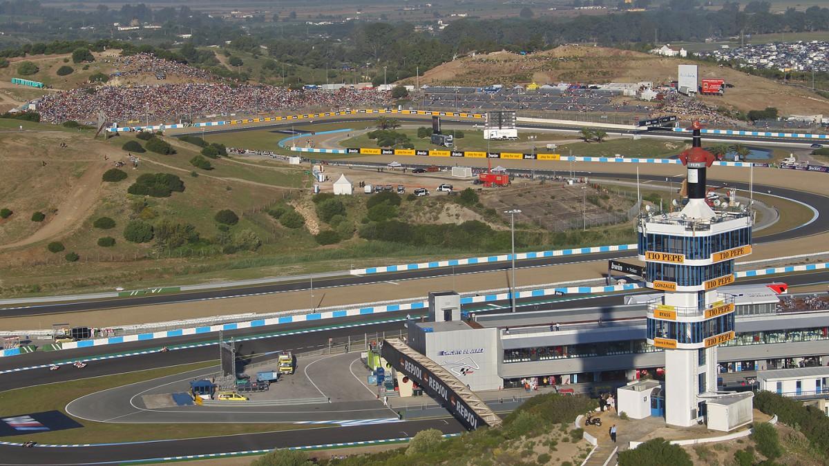 Circuito Jerez : Motogp™