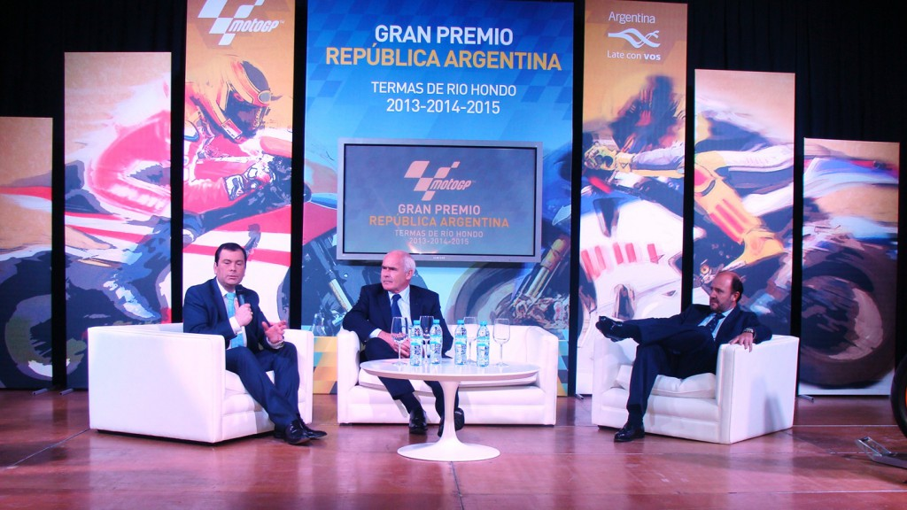 Gerardo Zamora, Enrique Meyer, Enrique Aldama, Argentina