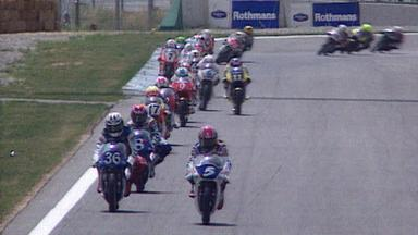 1993 European GP 125cc Highlights