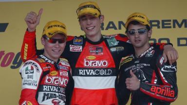 ビデオハイライト- 125ccクラス  決勝レース