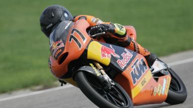 Vidéo Résumé  (course 125cc)