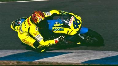 Valentino Rossi, 1996