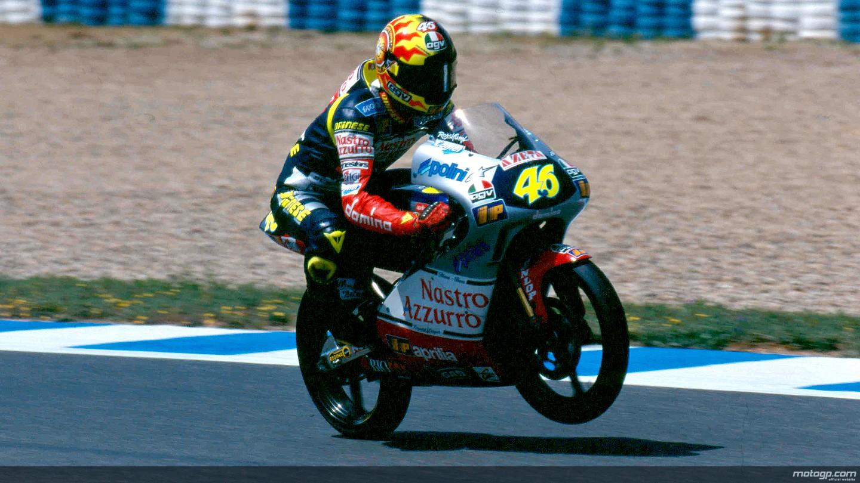 motogp.com · Valentino Rossi, 1997